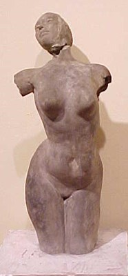 City Collection Norman Lindsay - Femal Figure