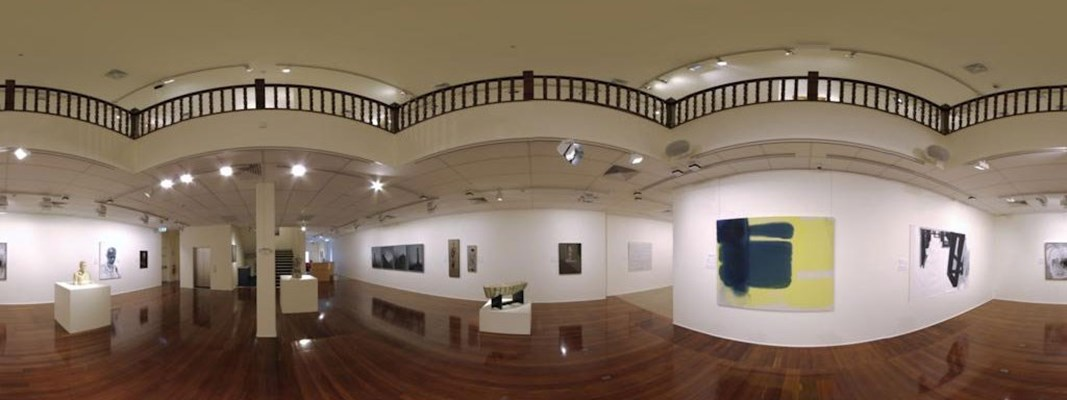 General - Ground Floor Gallery Space in Panorama