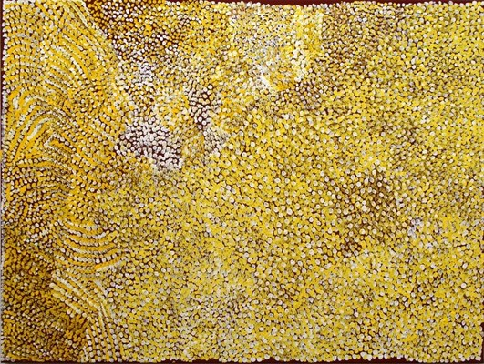 City Collection Recent Acquisitions - My Fathers Country, Ngaanyatjarra 2