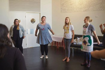 Childrens Accessible Acting With Kellee and Tina